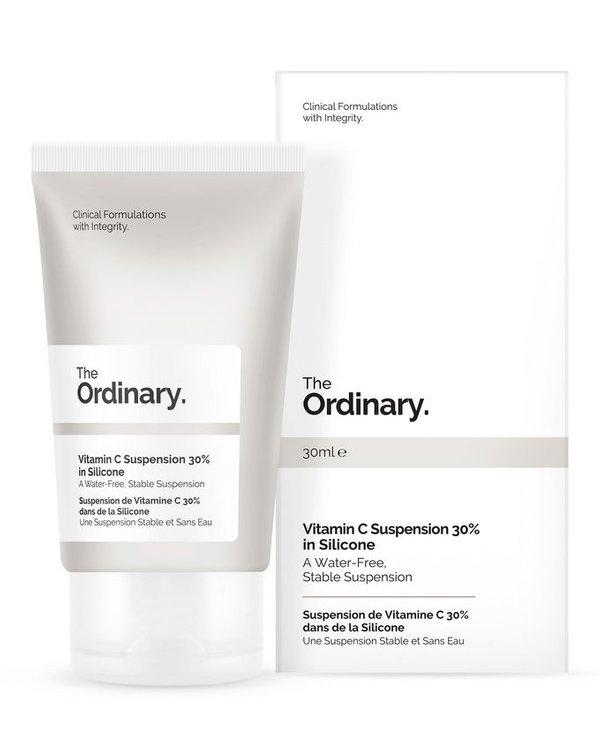 Vitamin C Suspension Cream 30% in Silicone 30ml