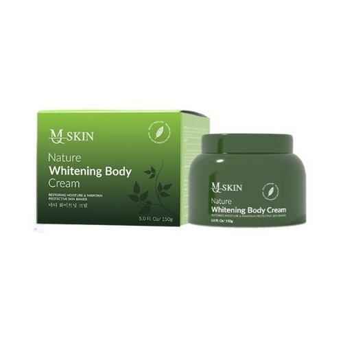 MQ Skin Natural Whitening Body Cream 150g