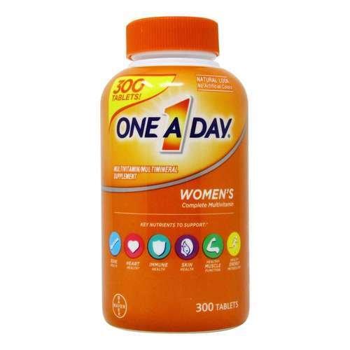 One A Day Women's Health Formula Multi-Vitamin 300 Tablets