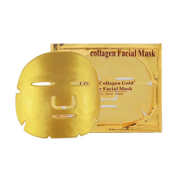 Skinage Beauty Gold Collagen Face Mask