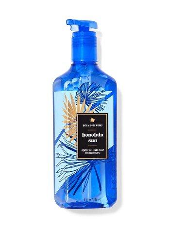 Bath & Body Works Honolulu Sun Gentle Gel Hand Soap 236ml
