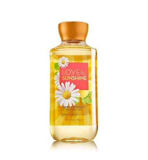 Bath & Body Works Shower Gel Love & Sunshine Shower Gel 295 mL