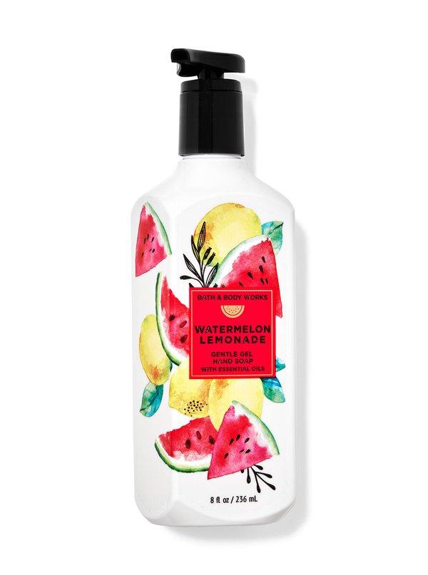 Bath & Body Works Watermelon Lemonade Gentle Foaming Hand Soap, 236ml / 8 fl oz